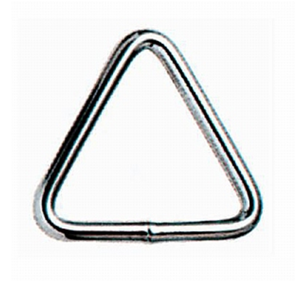 Stainless Steel Delta ring Welded Ring Boat Hardware Rigging Hardware