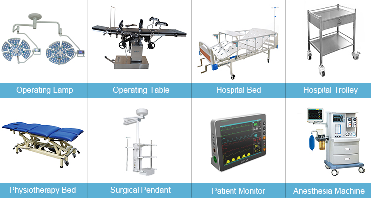 Promozione della fabbrica ospedale elettrico da tavolo per il funzionamento
