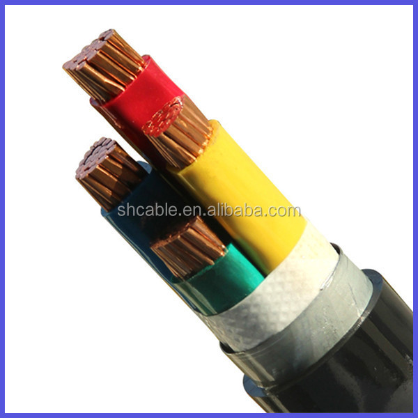 0 6 1kv Xlpe Insulated Pvc Sheathed Zr Yjv22 Zr Yjv Cable