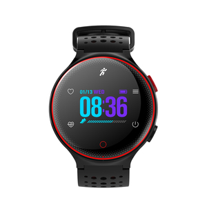 Free Shipping Custom Oem With Bt 4.0 Silicon Waterproof Health Smart Sports Bracelet men Watch App Download