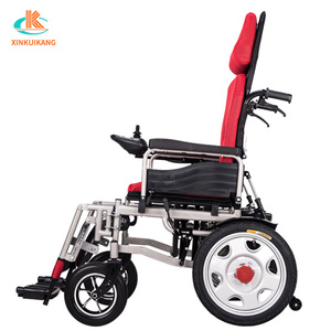 OEM orders acceptable height adjustable tilting high back wheelchair