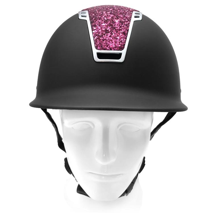 Custom-show-jumping-horse-riding-helmet