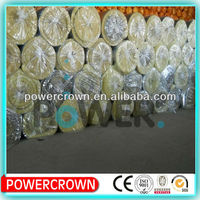 good sale building material sound proofing fiber glass wool insulation for international market