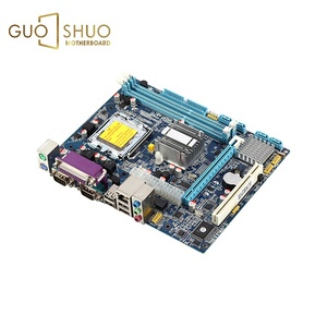 Supports Xeon Quad Core 771 Cpu G45 Motherboard Computer Motherboard G43 And Dual Core Processors For Ddr3