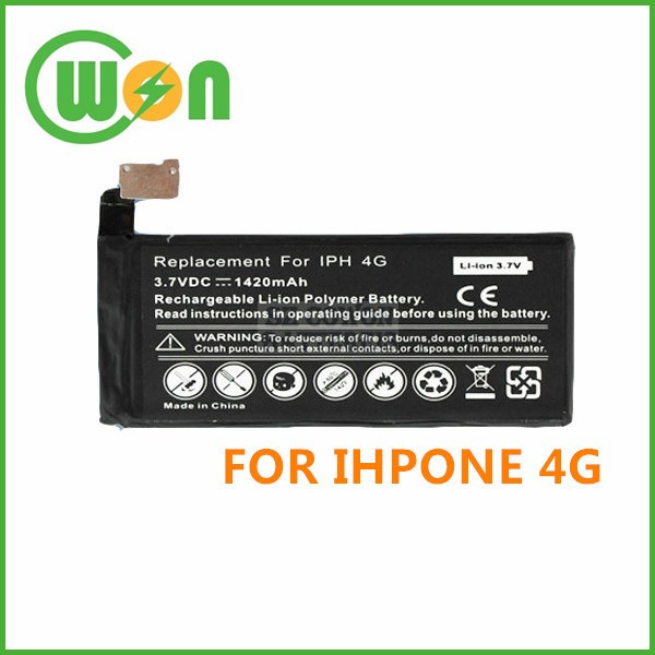 Polymer Battery 1430mah 616-0579 616-0580 616-0581 Replacement Battery For  4s A1387 A1431 Replacement 3 7v 1430mah - Buy Battery For
