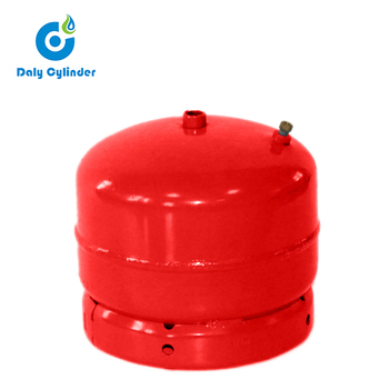 HP295 Steel Body 4kg Cooking LPG Gas Cylinder Portable 5kg LPG Cylinder/Gas Bottle/LPG Tank Manufactures