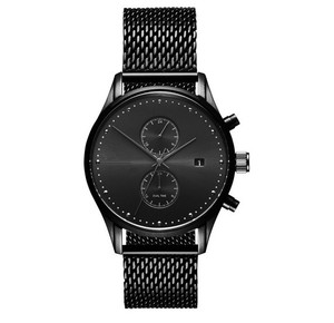 new design luxury mens top brand concepts stainless steel quartz watches custom your logo