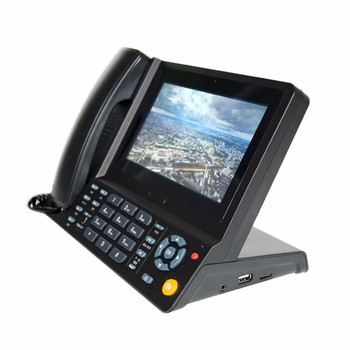 Top Quality Ip Phone Video Telephone Voip Phone With Soft ...