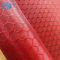 Aramid blended fabric imported carbon fiber American Kevlar twill mixed 3K carbon fiber cloth coated production