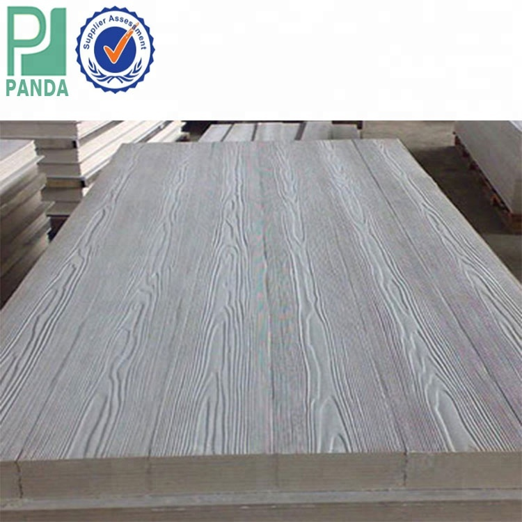 Wood <strong>Grained</strong> 12mm,9mm,6mm Fire Rated Fiber Cement Board Price