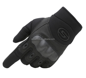 Seibertron motorbike racing gloves Genuine Leather Motocross gloves