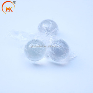 color ball transparent glass/ PMMA beads