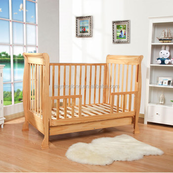Nueva Zelandia Moderna Sólido Woodbaby Muebles Cuna Con Cajones Cuna ...