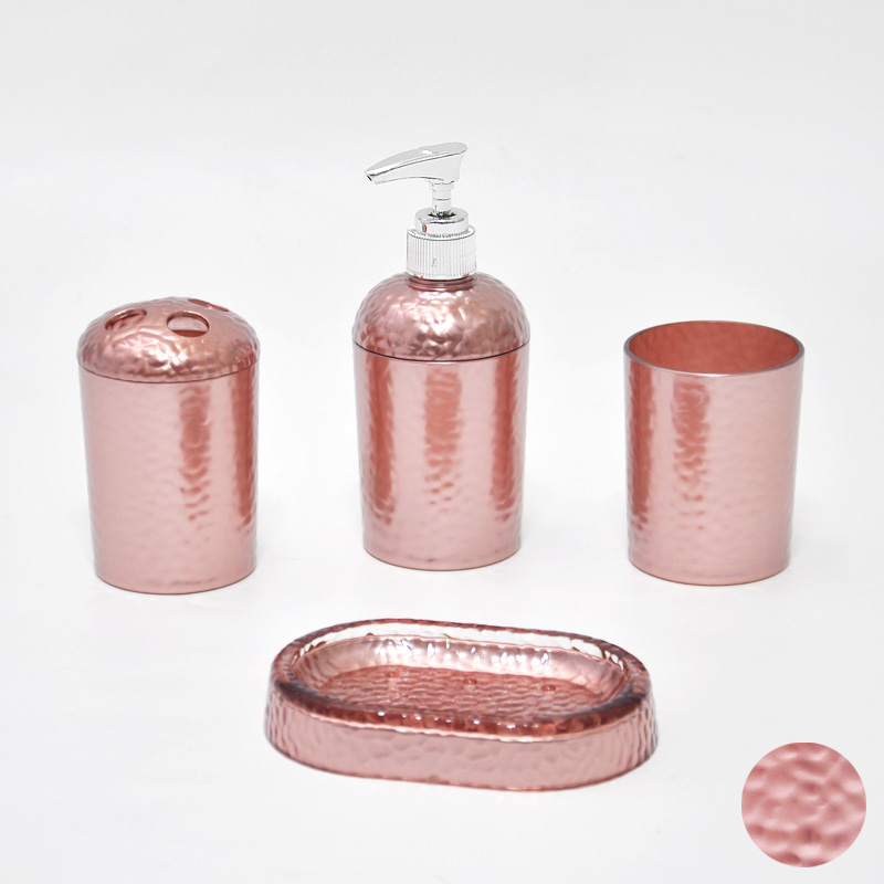 Rose Gold Bathroom Accessories Set, Rose Gold Bathroom Accessories Set  Suppliers And Manufacturers At Alibaba.com