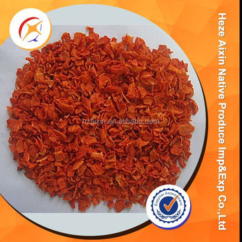 Base Plant A Grade Dehydrated Carrot