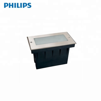 PHILIPS LED underground Marker Low power cost BBG150 LED50 WW/NW PSU  220-240V IP67 delivers a glare-free soft light effect, View PHILIPS LED