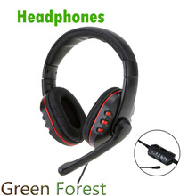 Professional 4 in 1 Gaming Headset Hifi Stereo High Fidelity Game Headphone with Microphone for PS3 PS4 for XBOX 360 PC Laptop