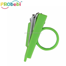 trade assurance baby nail clipper / plastic nail clipper