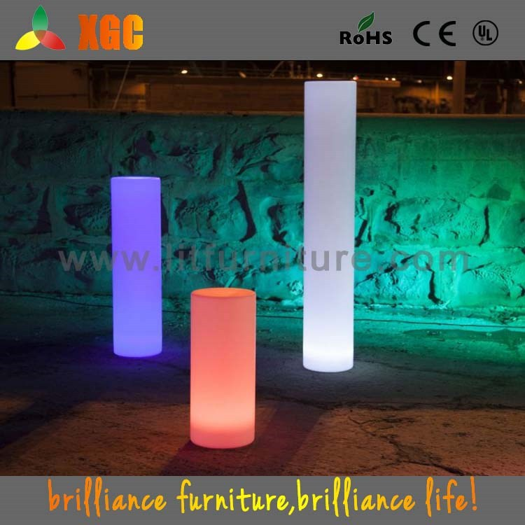 wedding and event decorations furniture crystal led pillars for wedding decor