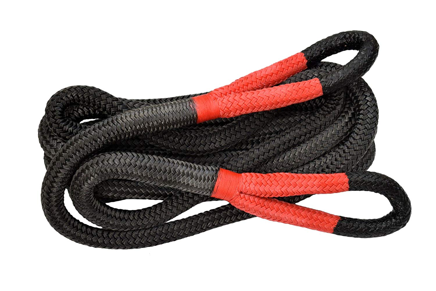 Offroad LKRRWB 3//4 Inch X 20 Foot Kinetic Rope Red//Black Arachni Recovery Equipment A.R.E