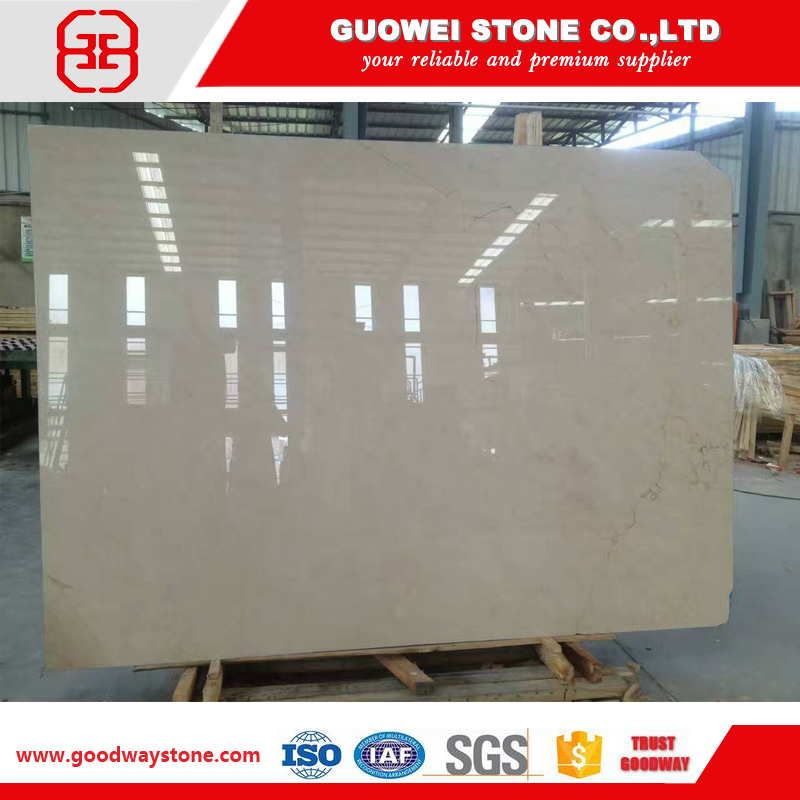 Conference room stone beige marble stair step