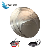 High quality Chinese factory manufacture Aluminum round sheet for kitchen utensil