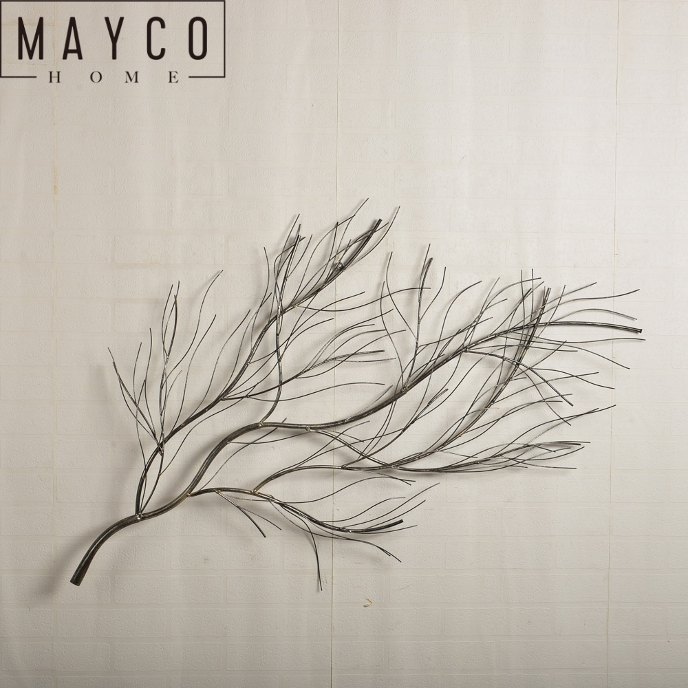 Mayco Vintage Craft Decoration Hanging Sculpture 3d Ornament Metal Tree Of Life Wall Art Outdoor