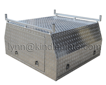 Hilux Aluminium Tray Back Ute Canopy For Sale