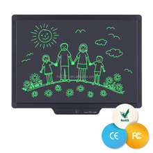 low price wholesales howshow digital kids tablets 20 inch eye-protecting magnetic drawing tablet lcd writing tablet for kids