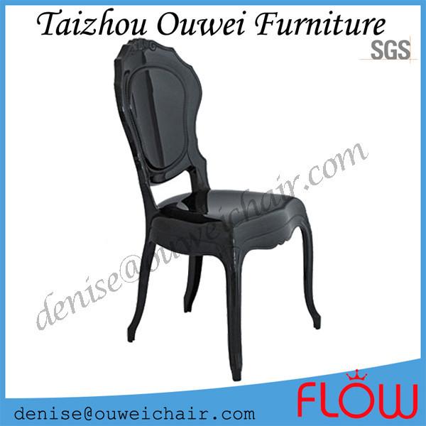 bella in policarbonato trasparente belle epoque sedia da pranzo-Sala da pranzo-Id prodotto ...