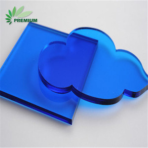 Factory direct price color clear photo frames acrylic board supplier