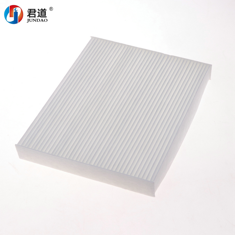 China manufacturer customized carbon cabin air filter 97133-F2000 carton cloth cabin filter