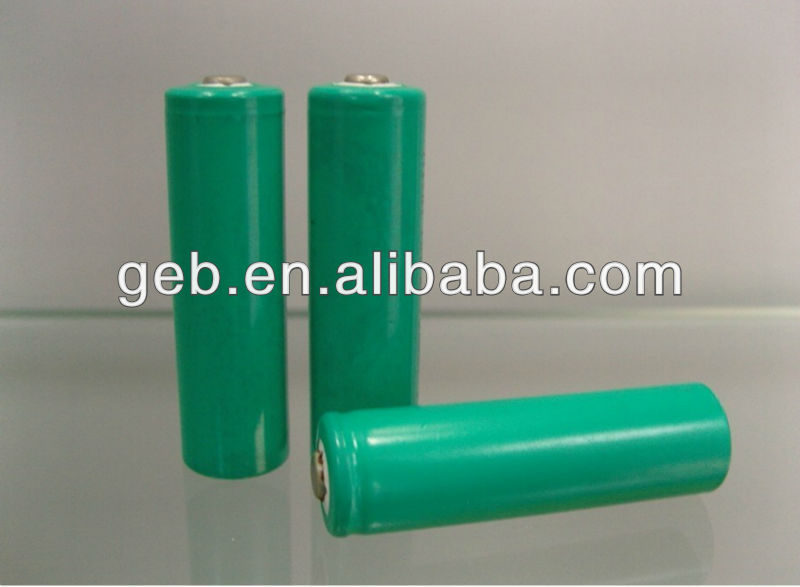 Ni-MH AA low self discharge NIMH battery 1.2v 2600mah for DVD, PDA, digital cameras