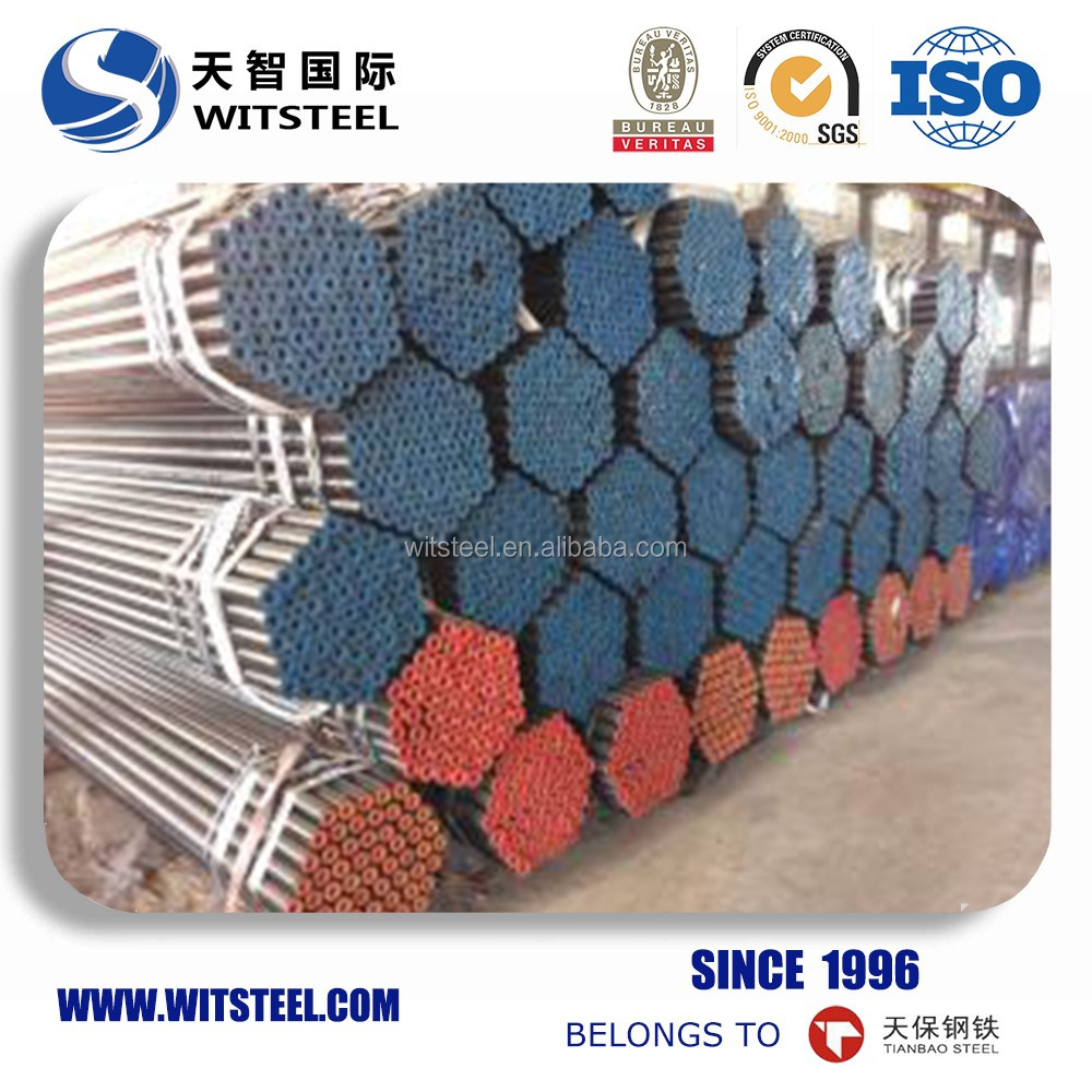 st37 steel mechanical properties sae 1018 tube with CE certificate