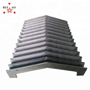 Manufacturer Supply Bellows Accordion Dust Cover