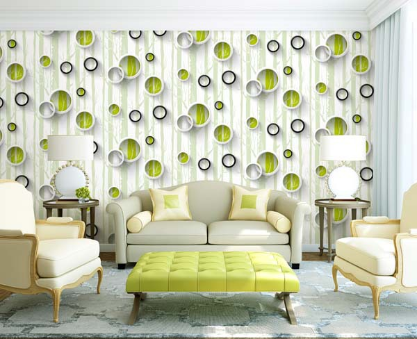 Beautiful Design Wallpapers Wall Paper 3d Wholesale Prices
