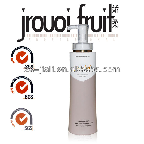 JROUOI FRUIT Hair Care Best Hair Shampoo Manufacurer of China, Free Samples, Hair Growth Shampoo