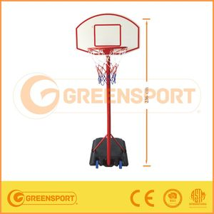 Adjustable height king sport basketball set/Basketball stand/sports training