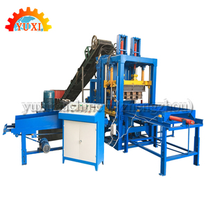low investment high profit automatic hydraulic cement/concrete/sand/fly ash/ paver block making machine eco brava price