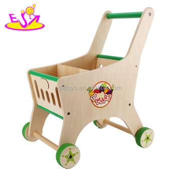 Funny Toys Toddlers Wooden Push Toy Shopping Cart W16e068 S Buy Toy Shopping Carttoy Shopping Carttoy Shopping Cart Product On Alibabacom