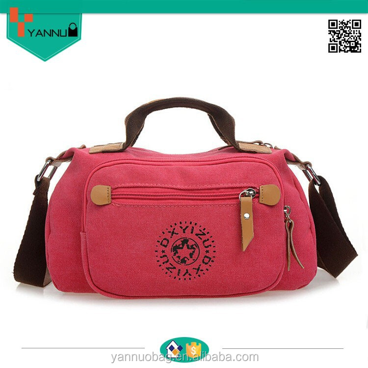 high quality fashionable digital printed canvas handbag for bag woman 2013