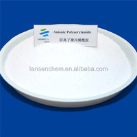 Lansen PAM polyacrylamide used in synthetic resin and paint