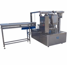 all custom-made soybean milk filling capping machine