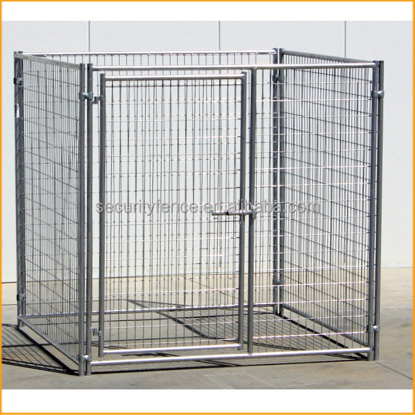 China Supplier Wholesale Welded Wire Mesh Iron Fence Dog