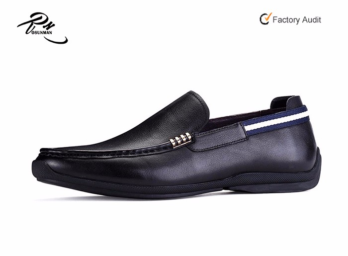 black leather no lace sperry casual deck shoes buy