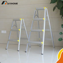 Aluminium New Products 3-Foot Aluminum stairs Aluminium Foldable Sawhorse Step Ladder Made For