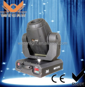 Head Moving Spot Light Hmi 575/head Spot 575 Fine Art Lighting ...