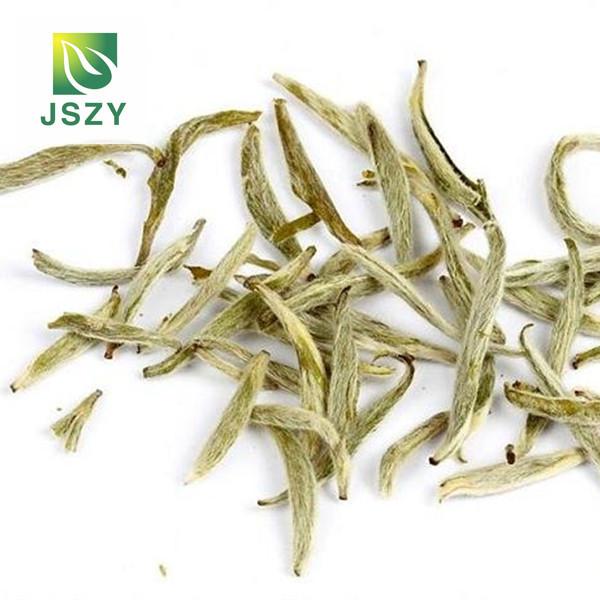 Organic White Silver Needle Tea, Bai Hao Yin Zhen White Tea in Bulk - 4uTea | 4uTea.com