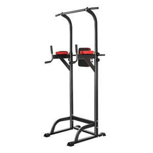 Multi-Functional Power Tower Station Push-Up Pull-Up Station for Home Gym Fitness