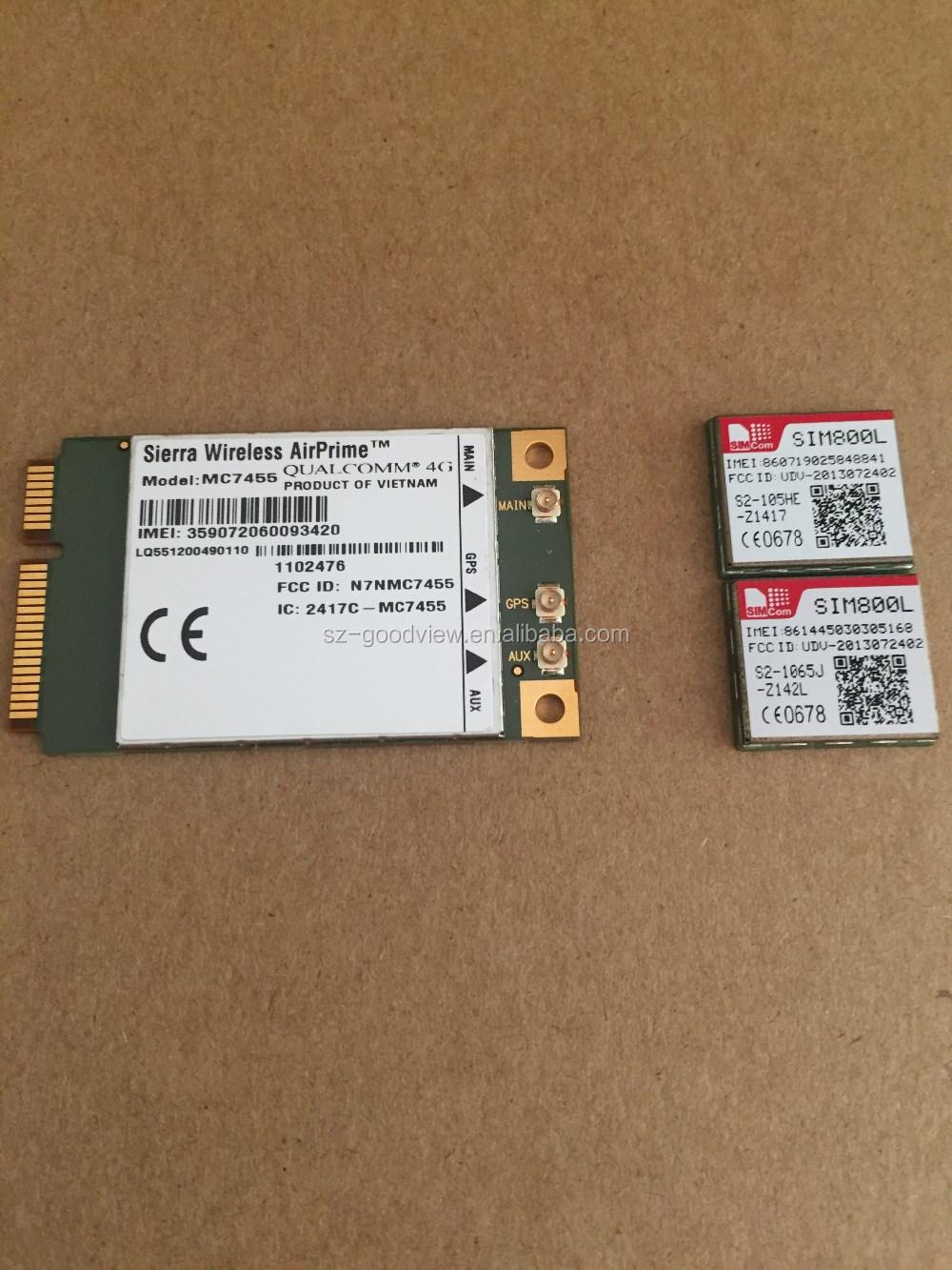 Sierra 4g Lte Wireless Communication Module Mc7455 - Buy 4g Lte Wireless  Module,Sierra Wireless Module,Communication Module Mc7455 Product on